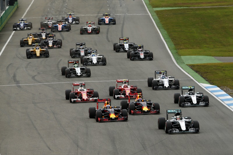 Home Victory for the Silver Arrows on Eventful Afternoon at Hockenheim  Mercedes-Benz Home Grand Prix cbddc8389bebc